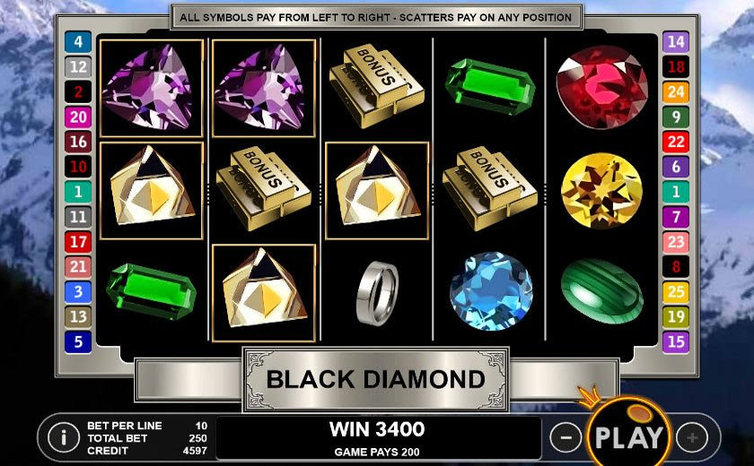 The BEST free slots games are here for VIP Vegas slots players! Zynga brings you the exclusive Black Diamond Casino Slots – the CLASSIEST slot machine games online! Enjoy tantalizing free online slots games with exciting high payouts.Amazing casino slots machine jackpots and bonus rewards await you in this authentic casino game! Play free slots /5().
