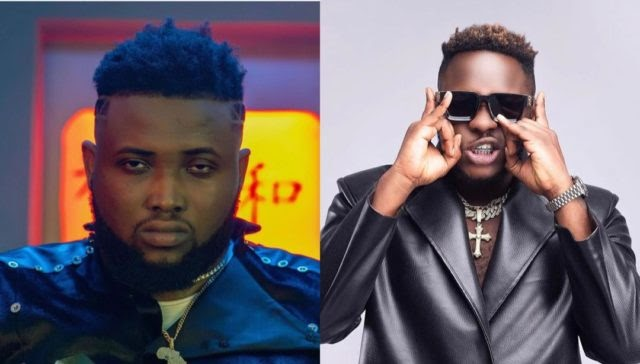 Chinko Ekun Delivers Video For 'Give Thanks' Featuring Ghana's Medikal   WATCH