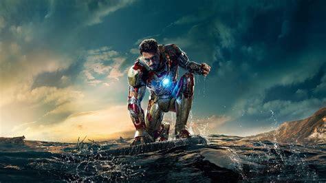 iron man iron man  tony stark sea robert downey jr