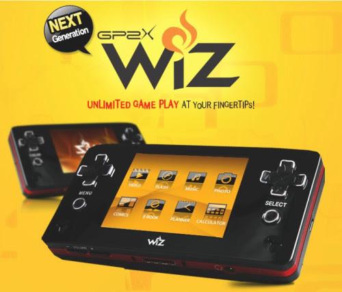 GP2X Wiz