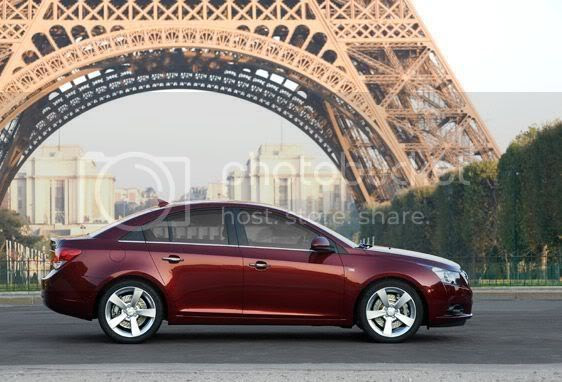 2011 Chevrolet Cruze Coupe, a 30 minute project - Motor Trend The Artist's