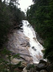 Ripley Falls via Ethan Pond & Arethusa-Ripley Falls Trails - 10/20/11