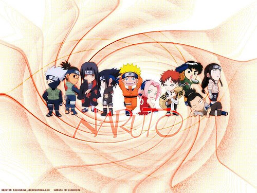 Chibi Naruto Wallpapers