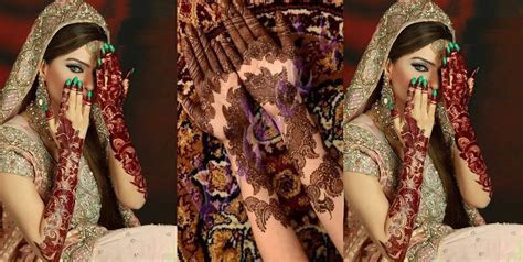 Latest Bridal MehndiMehndi Designs