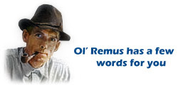 ol remus has a few words for you