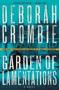 Garden of Lamentations by Deborah Crombie - TLC Book Tour