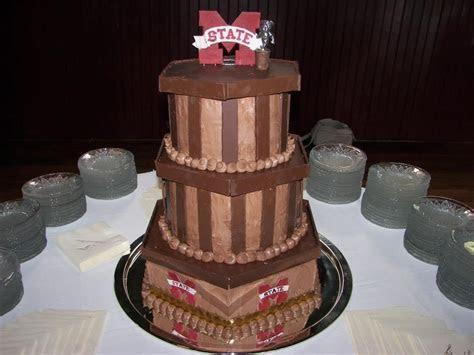 Mississippi State Groom's Cake   WADA Cake   Pinterest