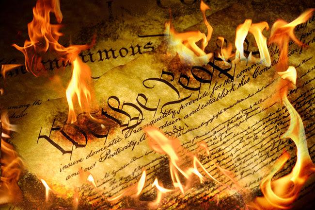 constitutionburning