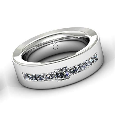The Mens Diamond Wedding Rings   Wedding Ideas and Wedding