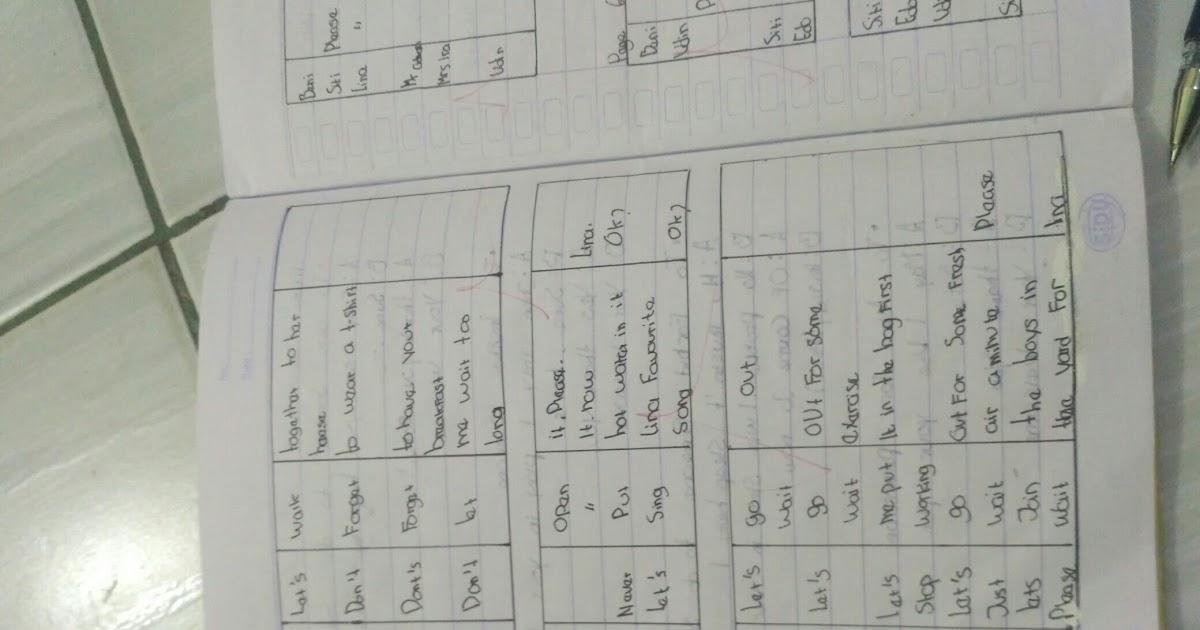 Jawaban Bahasa Inggris Kelas 8 Halaman 55 Dan 56 Revisi Sekolah