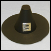 Thanksgiving<br />  Pilgrim Hat Craft