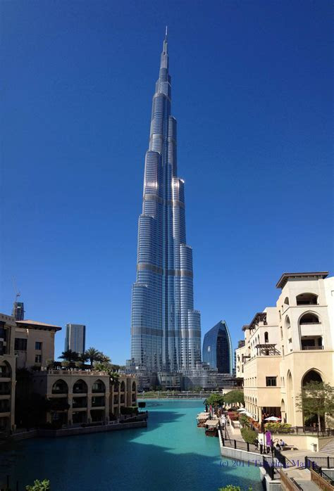 What is the Tallest Building in the World?   MarLa Sink