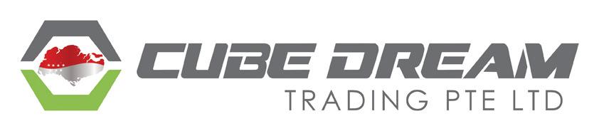 Logo Design - Cube Dream Trading Pte Ltd
