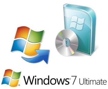 Windows 7 Ultimate Disk