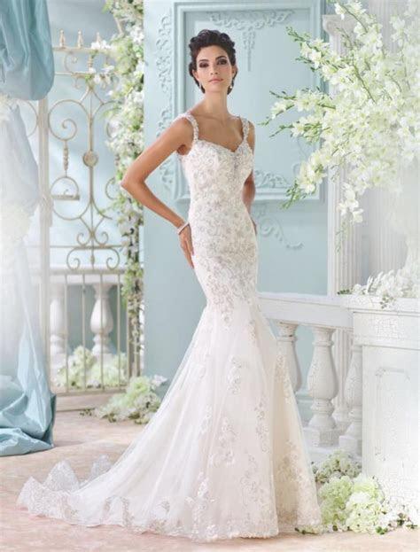 2016 David Tutera For Mon Cheri Wedding Dresses   crazyforus