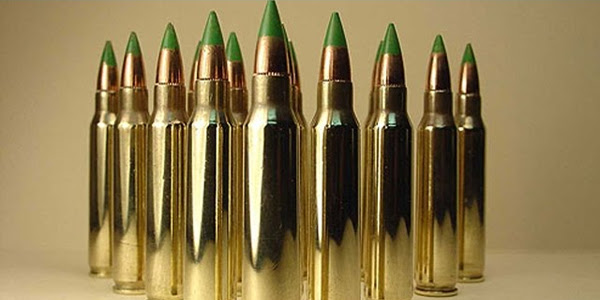 M855 ball ammunition