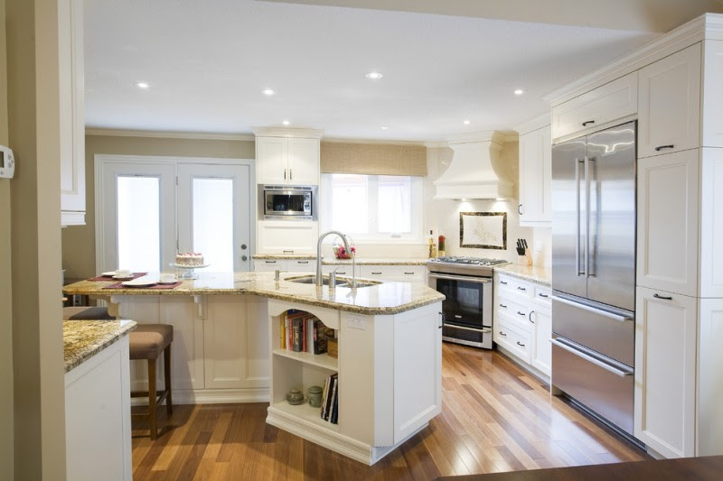 L-Shaped Kitchen: Common but Ideal Kitchen Designs | HomesFeed