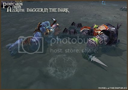 PostcardsFromAzeroth.com: Dagger in the Dark