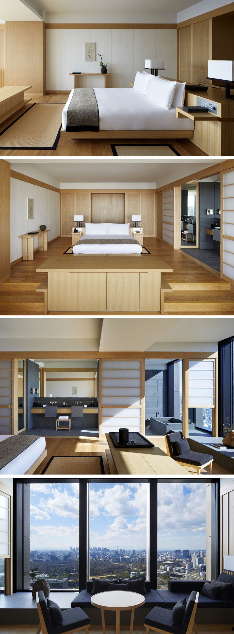 Howto mix contemporary interior design with elements of Japanese culture CONTEMPORIST - Glean The Secrets Of Japanese Interior Design All About Japan