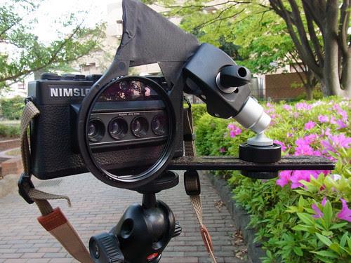 RIMG0025 Nimslo 3D camera : CloseUp test