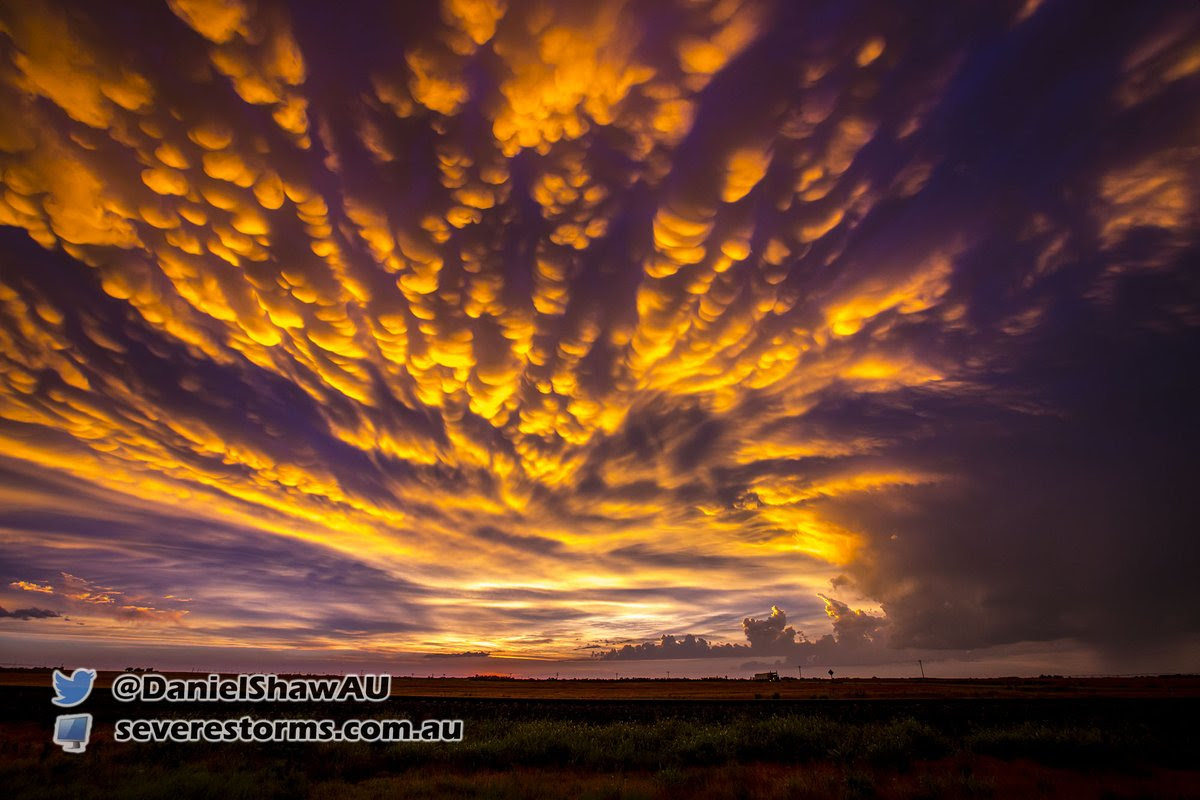 mammatus clouds Kansa June 15 2017, weaponized clouds kansas june 15 2017
