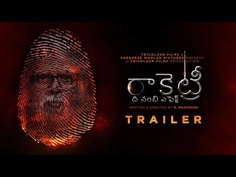 Rocketry Telugu Movie Trailer