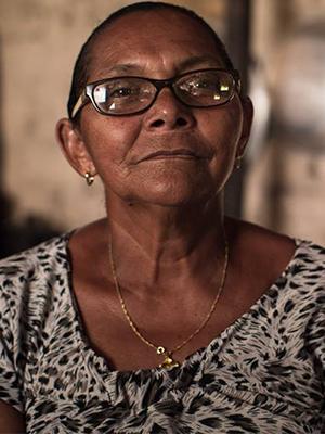 Maria do Celso dedica seu tempo para diminuir distâncias entre moradores e poder público (Foto: Reprodução/Facebook)