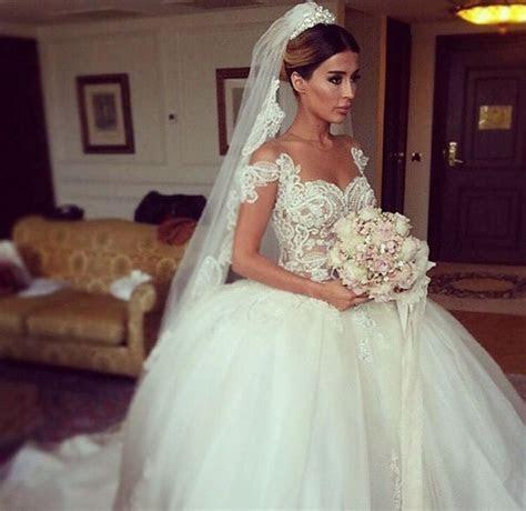 A Turkish Designer' wedding dress   Wedding   Pinterest
