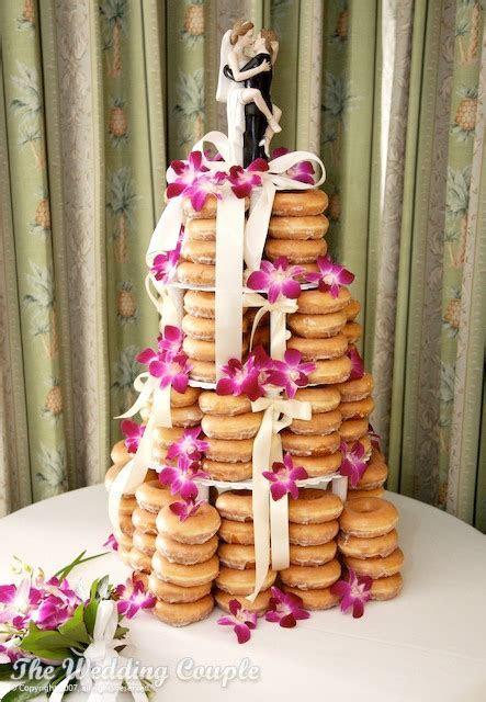 Donut cake   One Stylish Bride ? Ultimate Wedding Ideas