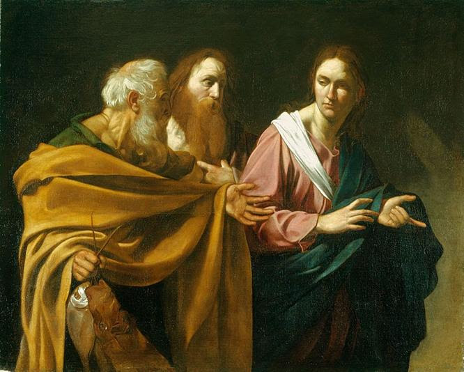 https://upload.wikimedia.org/wikipedia/commons/thumb/1/16/The_Calling_of_Saints_Peter_and_Andrew_-_Caravaggio_%281571-1610%29.jpg/800px-The_Calling_of_Saints_Peter_and_Andrew_-_Caravaggio_%281571-1610%29.jpg