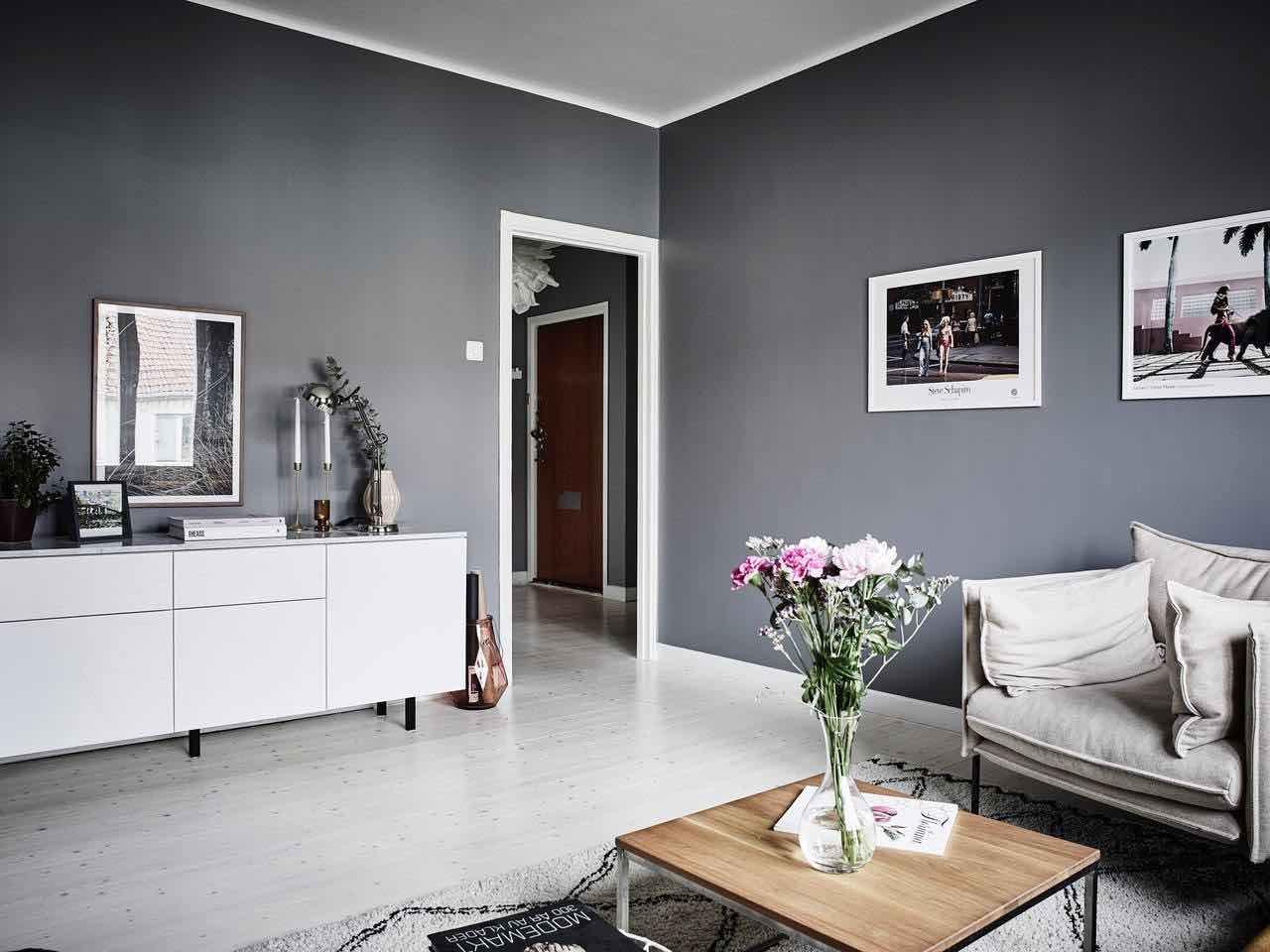 Gemütliche 3 Zimmer mit schönem Farbmix - Designs2love