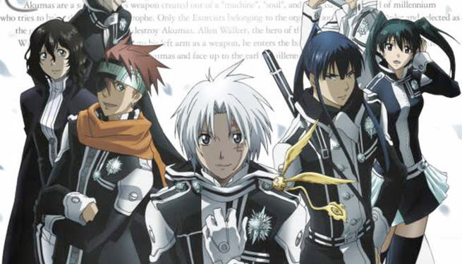 Who Is D Gray Man