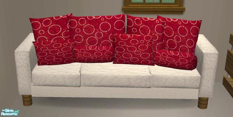 DiamondSim's TC79 Jordans Living Room Sofa