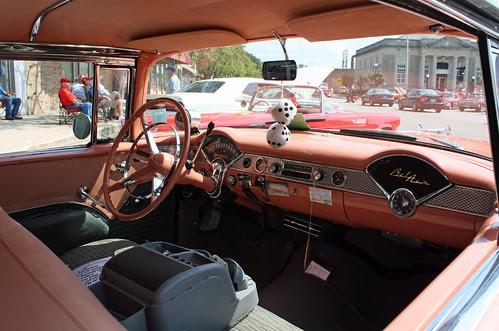 1955 Chevrolet Bel Air 2-Door Hardtop (3 of 5)