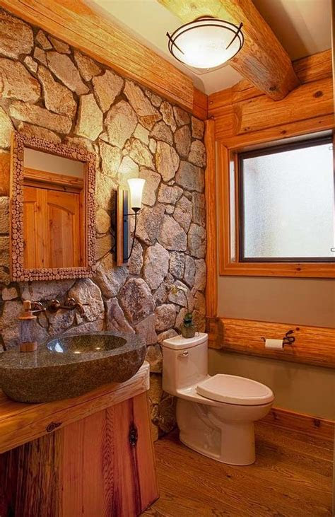 rustic bathroom ideas inspiring bathroom design