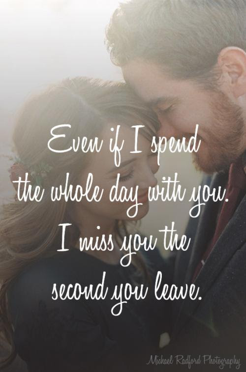I Want To Spend My Whole Life With You Quotes Quotations Sayings 2019