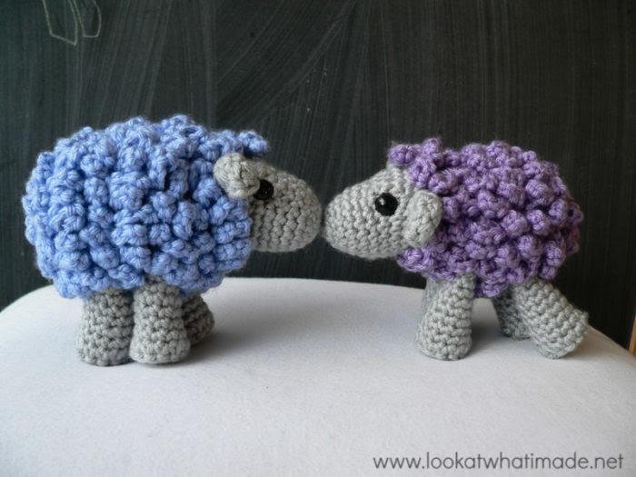 Shorn the Sheep Crochet Sheep Pattern