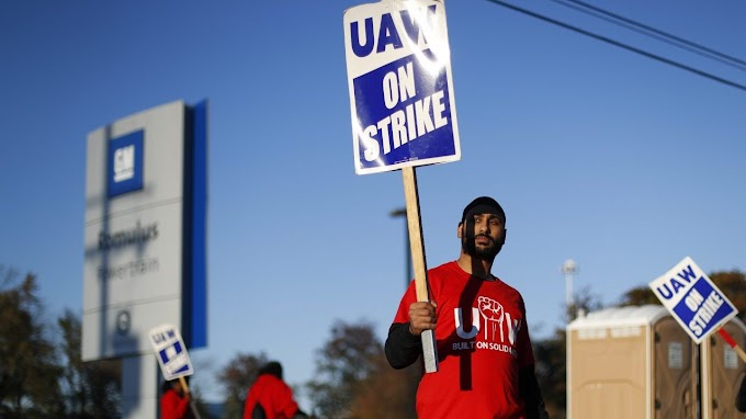 Lucky Offers Ads((Via-News)) UAW calls local leaders for Detroit meeting, update on GM strike