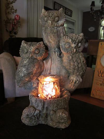 Old Owlies Planter