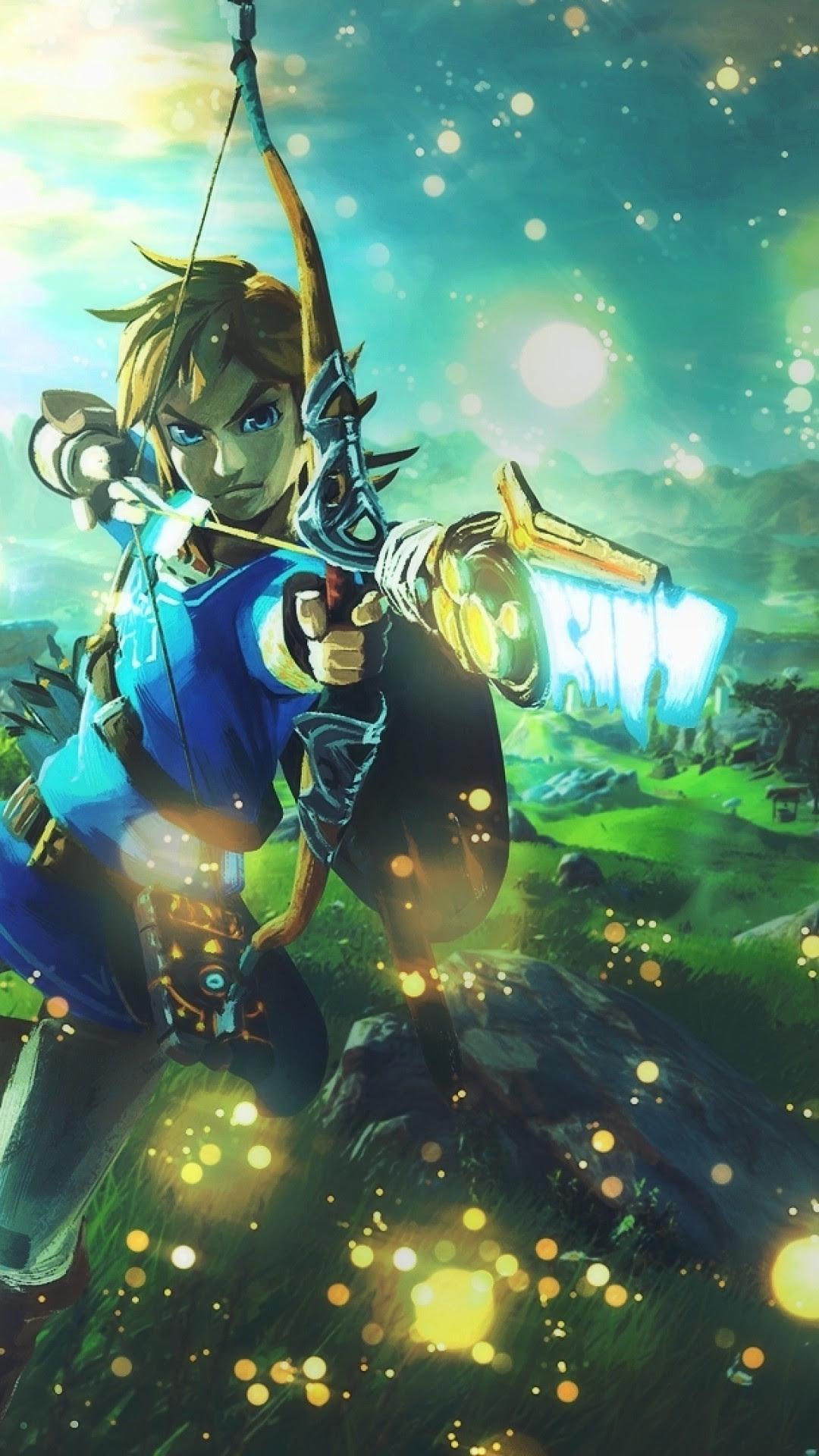 Legend of Zelda Link Wallpaper 70+ images