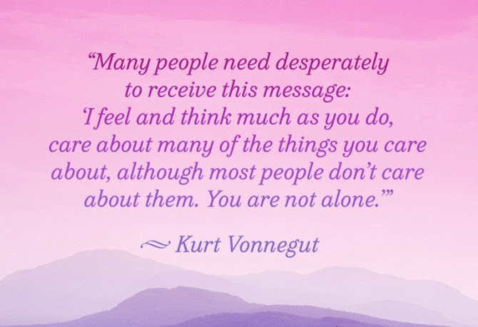 Quotes To Make You Feel Less Alone Loneliness Quotes