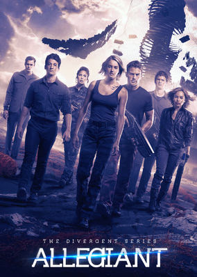 Divergent Series: Allegiant - Part 1, The