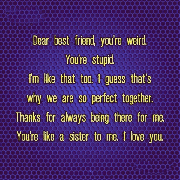 Dumbass Best Friends Quotes With Pictures (30)