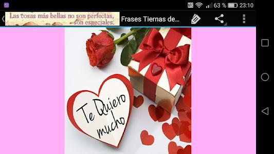 Download Frases Tiernas De Amor 2 3 Apk Downloadapk Net