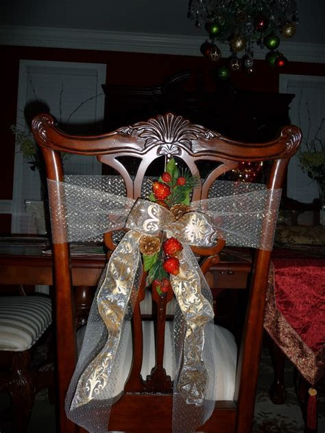 203 best images about Christmas Holiday Tables & Chairs on
