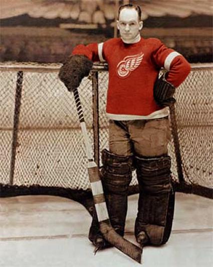 Detroit Red Wings 32-33 jersey