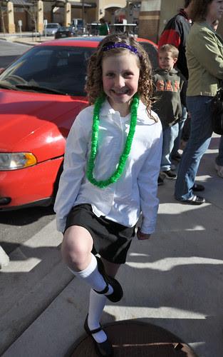 Our Irish Dancer