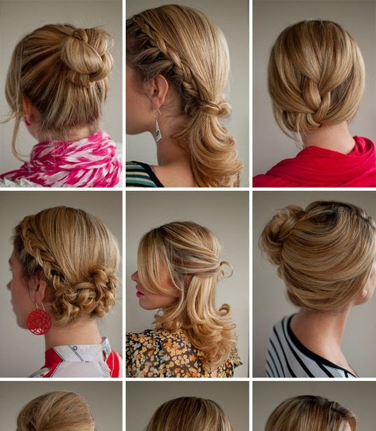 Hair Style Over Beautiful Easy Hairstyles Long