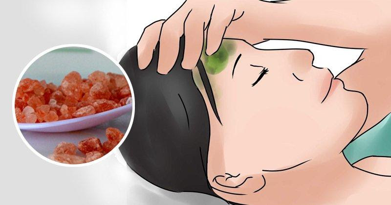 How to Cure Terrible Headache Within Seconds
