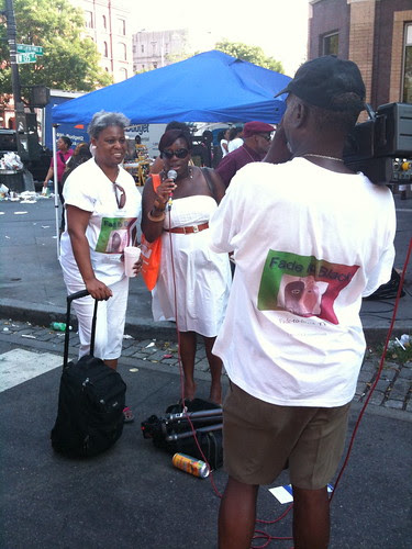Interview @ the Harlem Book Fair